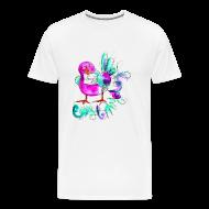 T-Shirts ~ Men's Premium T-Shirt ~ Men's Rave Bird T