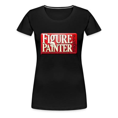 Womans Big Red - Women's Premium T-Shirt