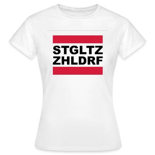 T-Shirt Standard Frauen - Frauen T-Shirt