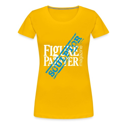 Womans FPM Sculptor T Shirt - Women's Premium T-Shirt