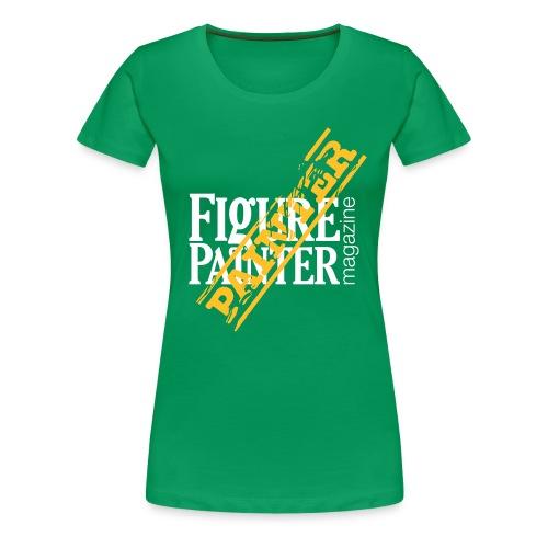 Womens FPM Painter T Shirt - Women's Premium T-Shirt