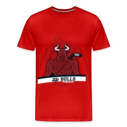 BullsT-Shirt Red - Männer Premium T-Shirt