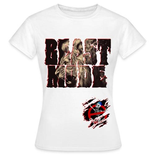 BEAST MODE T-Shirt Donna - Maglietta da donna
