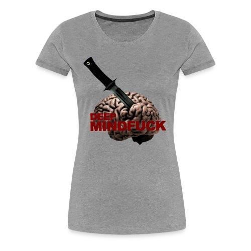 Mindfuck-Shirt - Frauen Premium T-Shirt
