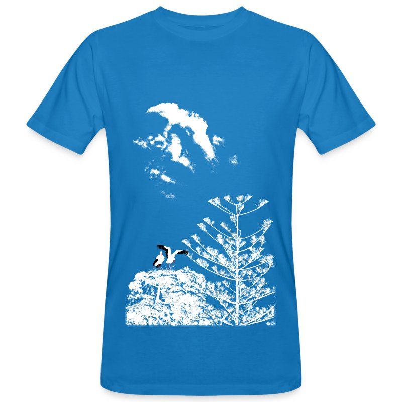 Cigognes Maroc - T-shirt bio Homme