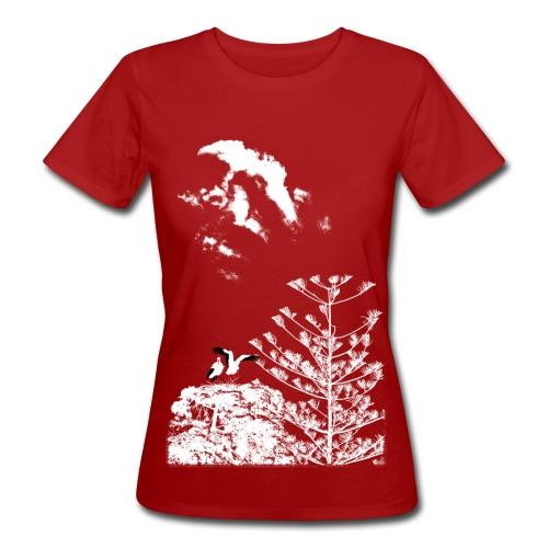 Cigognes Maroc - T-shirt bio Femme