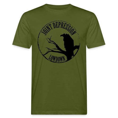 miesten suovihreä - Miesten luonnonmukainen t-paita