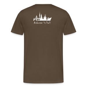 Chiller 2010 Sil - Men's Premium T-Shirt