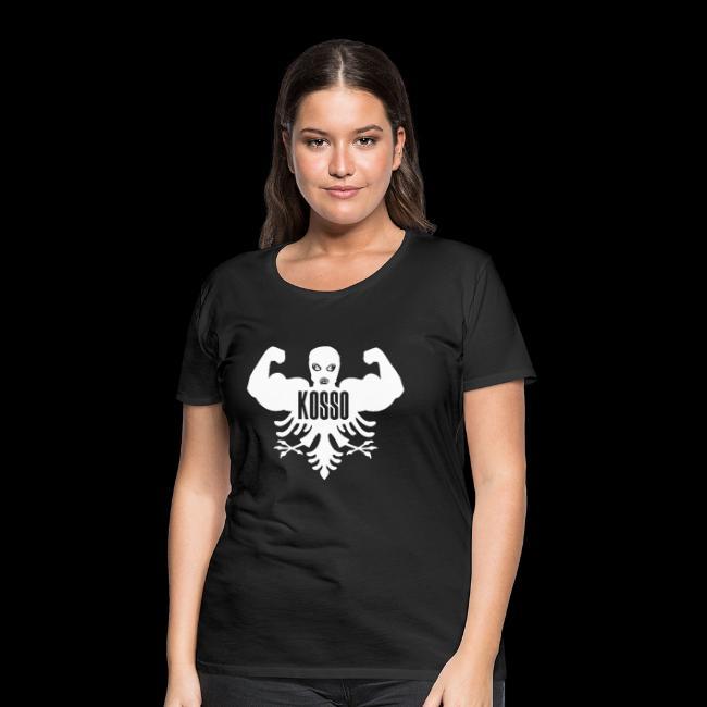 Kosso Dames Shirt (Witte Logo)