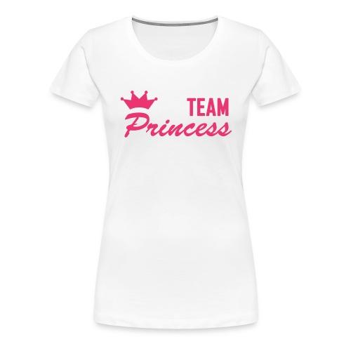 Women's Premium Team Princess Pink T Shirt - Women's Premium T-Shirt
