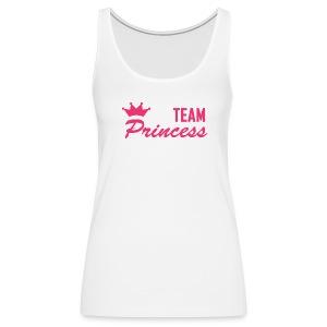 Women's Team Princess Pink Premium Tank Top - Women's Premium Tank Top