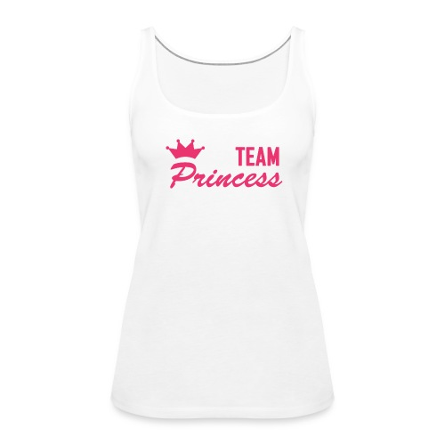 Women's Team Princess Pink Premium Tank Top - Women's Premium Tank Top
