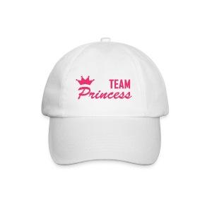 Team Princess Baseball Cap - Baseball Cap
