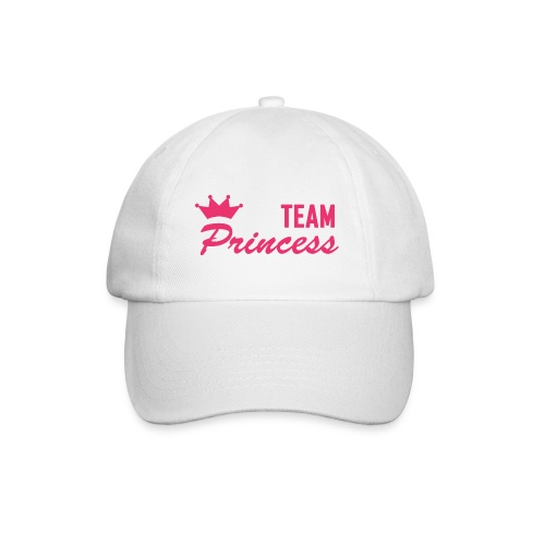 Team Princess Baseball Cap - Baseball Cap