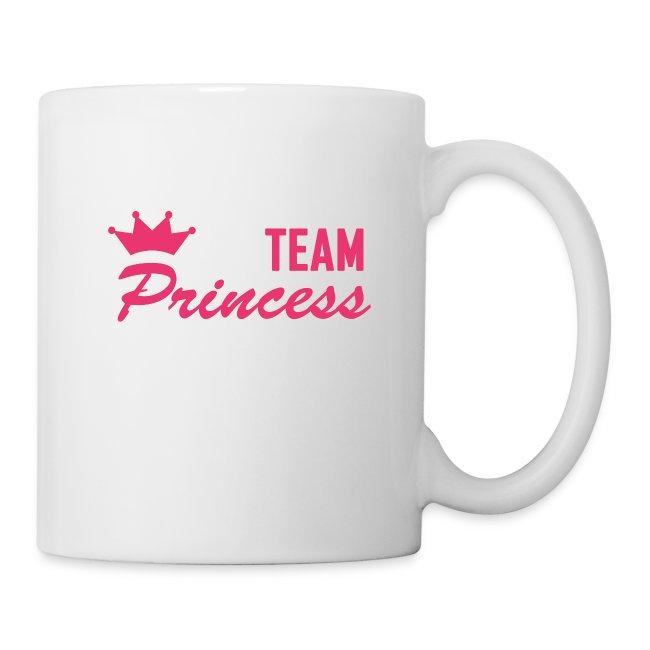 Team Princess Pink Mug