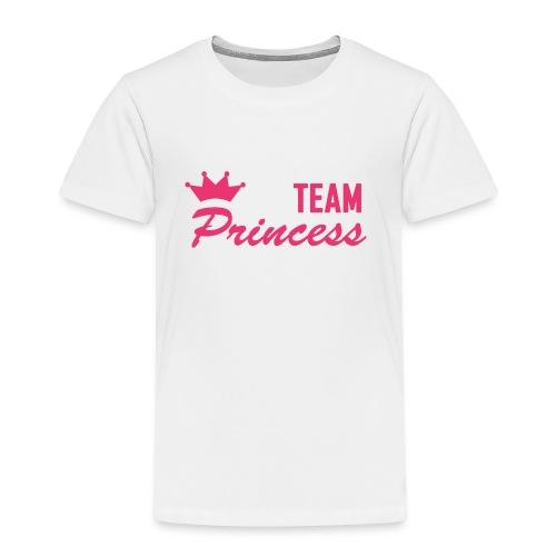 Kids' Premium Team Princess Pink T Shirt - Kids' Premium T-Shirt