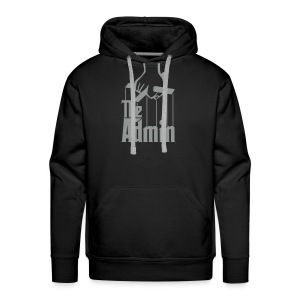 The Admin - Men's Premium Hoodie