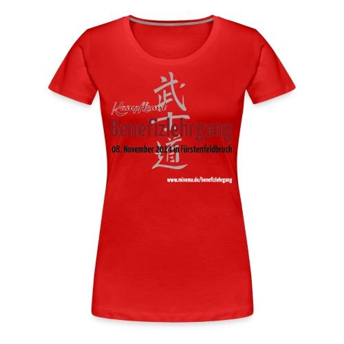 Benefizlehrgang 08.11.2014 Girlie - Frauen Premium T-Shirt