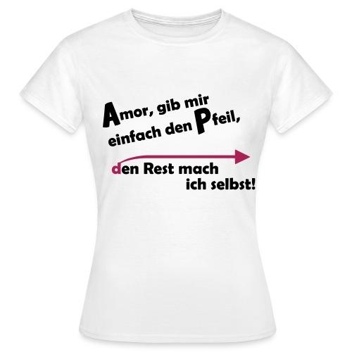 Amor´s Pfeil - Frauen T-Shirt