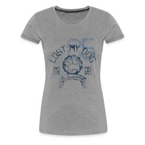 Ladies Varsity T - Women's Premium T-Shirt