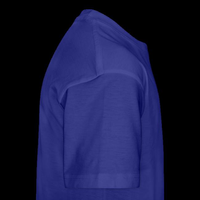 T-Shirt KDZ BlueGlitter • PULL!