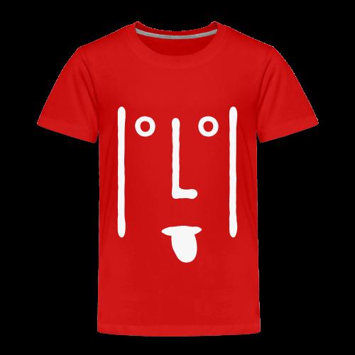 T-Shirt KDZ WhiteGlitter • PULL! - T-shirt Premium Enfant