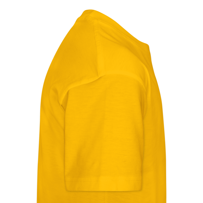 T-Shirt KDZ NeonYellow+SilverMetallic • STAR