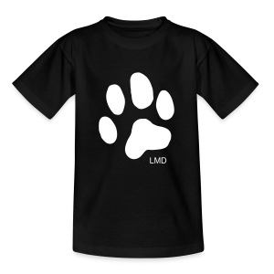 Kids Paw T (Age 9-14) - Teenage T-shirt