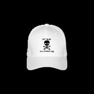 Casquettes et bonnets ~ Casquette Flexfit ~ Casquette blanche free climbing