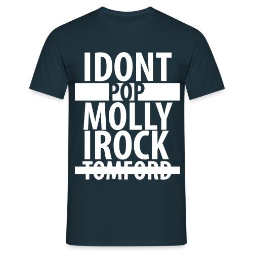Molly / Tom Ford - Männer T-Shirt