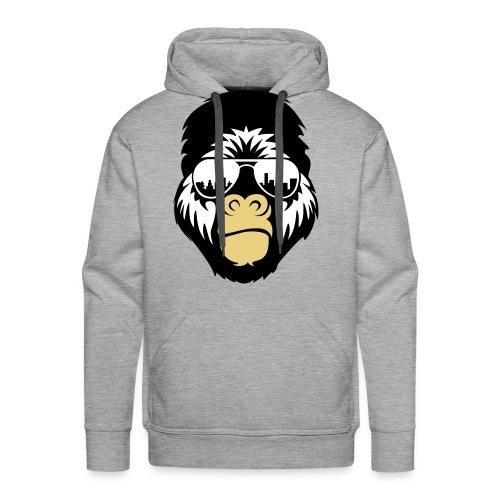 City Gorilla - Männer Premium Hoodie