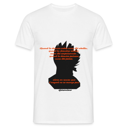 GERONIMO DIXIT 1 - T-shirt Homme