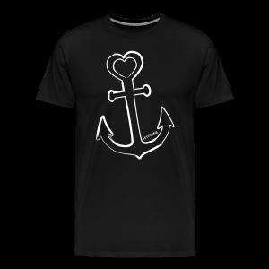 Mal nur son Anker - Männer Premium T-Shirt