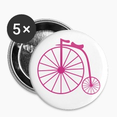 unicycle Buttons