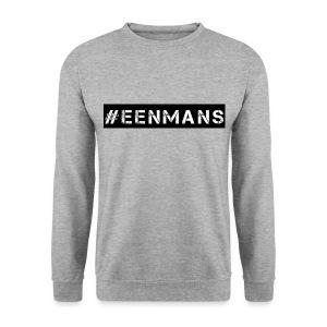 #Eenmans - Mannen sweater