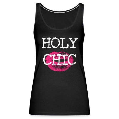 Women's Holy Chic Tank - Women's Premium Tank Top