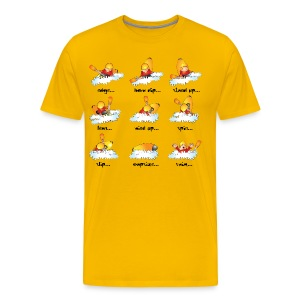 92. Playboat fail - Men's Premium T-Shirt