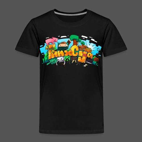 JUNIOR - 'Classic' - Kids' Premium T-Shirt