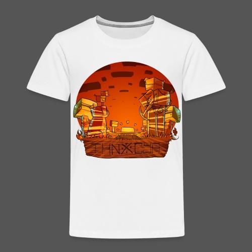 JUNIOR - 'Sunset' - Kids' Premium T-Shirt