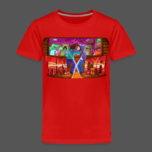 JUNIOR - 'Never Say Goodbye' - Kids' Premium T-Shirt