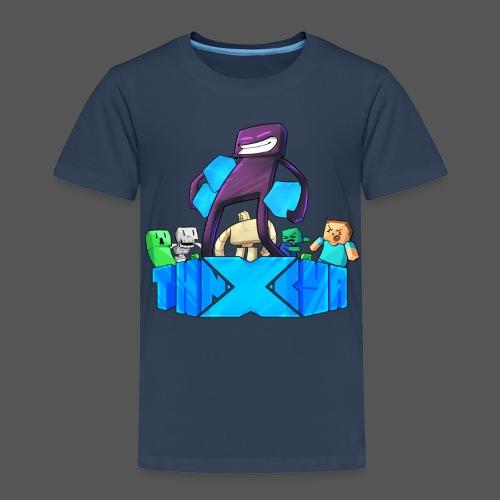 JUNIOR - 'Enderman' - Kids' Premium T-Shirt