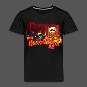 JUNIOR - 'Nether' - Kids' Premium T-Shirt