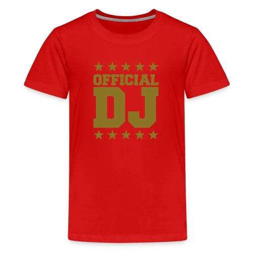 musique - T-shirt Premium Ado