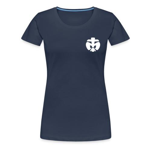 Stammes-Shirt MÄDELS - Frauen Premium T-Shirt