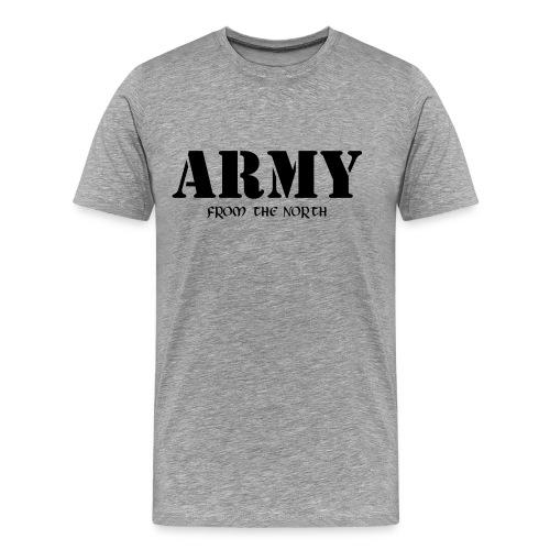 Männer Premium T-Shirt - wikingershirts.de,Wikinger,Vikings,Thor,Shieldwall,Schildwall,Ragnar Lodbrok,Odin