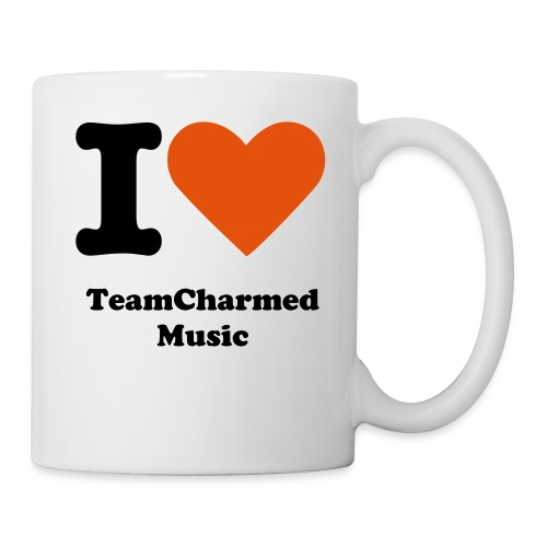 I love TeamCharmedMusic mug - Mug