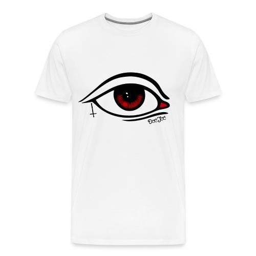 Red Eye - Premium-T-shirt herr