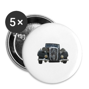 traction is fantastic - Badge petit 25 mm