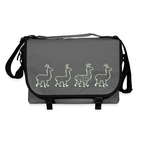 5 Lamas - Umhängetasche