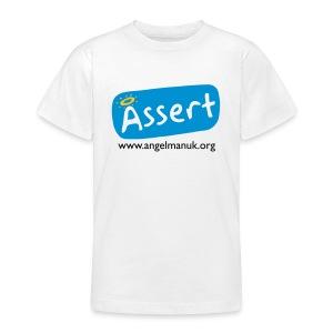 ASSERT Teen's T-shirt - Teenage T-shirt